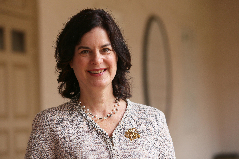 President Katherine Rowe